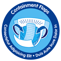 Containment flaps