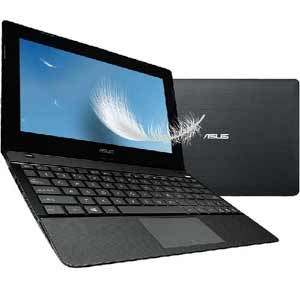 The ASUS X102BA features a thin and light design