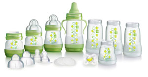 MAM bottle starter set