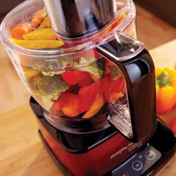 The Accents Induction Food Processor
