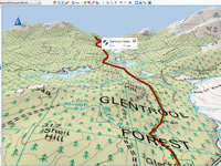 Oregon 550t: Plan And View Your Route