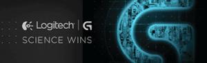 Logitech - Science Wins logo