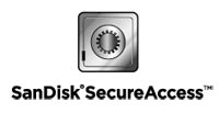 SanDisk SecureAccess logo