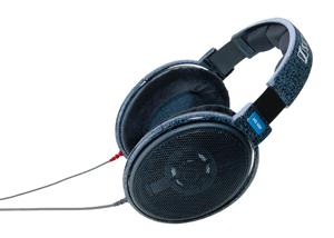 Casque HD 600 pour un son naturel