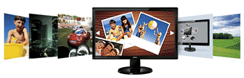 BenQ GL2450HM 24-inch Widescreen LED Multimedia Monitor