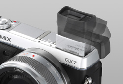The tilt-able viewfinder makes low-angle shots a doddle