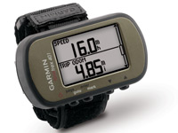 Garmin Foretrex 401: Time yourself