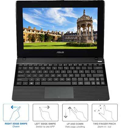 ASUS Smart Gesture Touchpad
