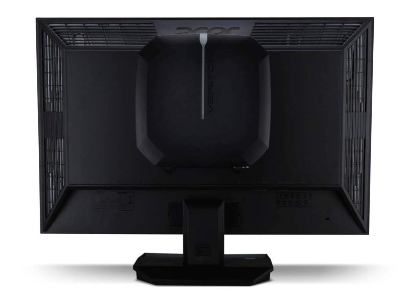 Acer Veriton N4620G. Place it on the back of the monitor