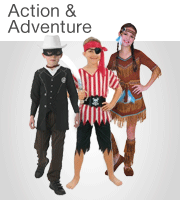 Children's Dress Up: Action & Adventure