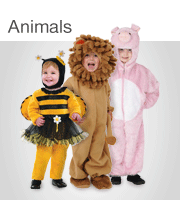 Children's Costumes: Animals
