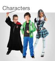 Children's Costume Accessories: Characters