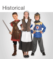 Children's Fancy Dress: Historical
