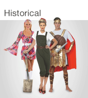 Adult Dress Up: Historical