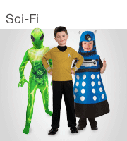 Children's Fancy Dress: Sci-Fi