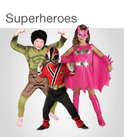 Children's Dressing Up--Superheroes