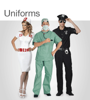 Adult Fancy Dress: Uniforms