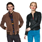 Discover Coats & Jackets in our Clothing Store