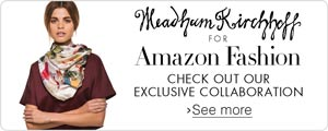 Meadham Kirchhoff Scarves--Exclusive to Amazon