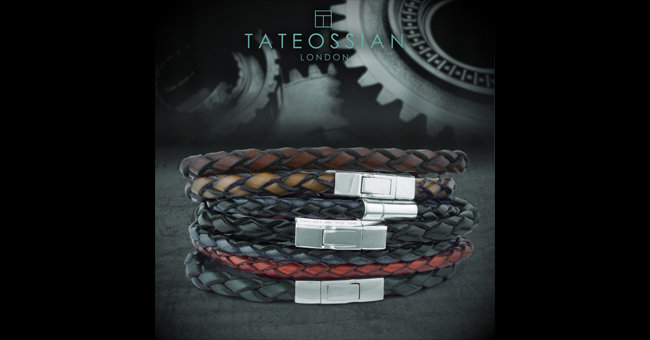 Bracelets by Tateossian