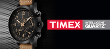 Timex Intelligent Quartz watches