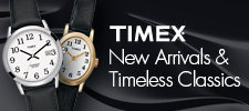 New Arrivals in Timex Classic watches