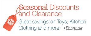 Seasonal Discounts