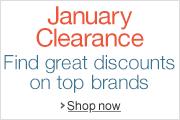 January Clearance