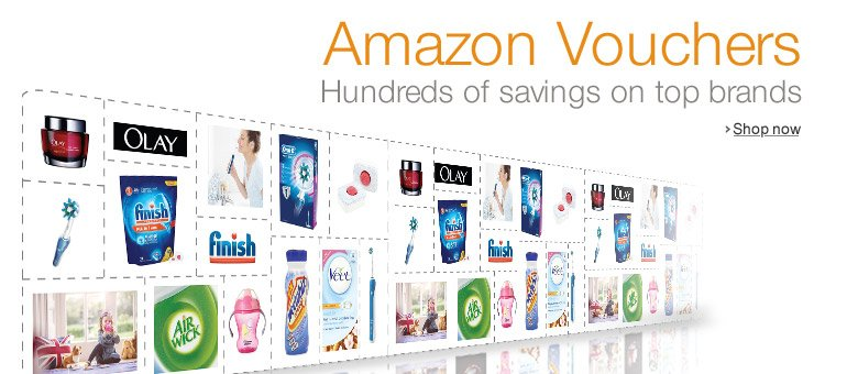 Introducing Amazon Vouchers