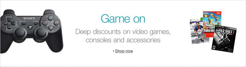 Deep Discounts from Amazon Warehouse Deals