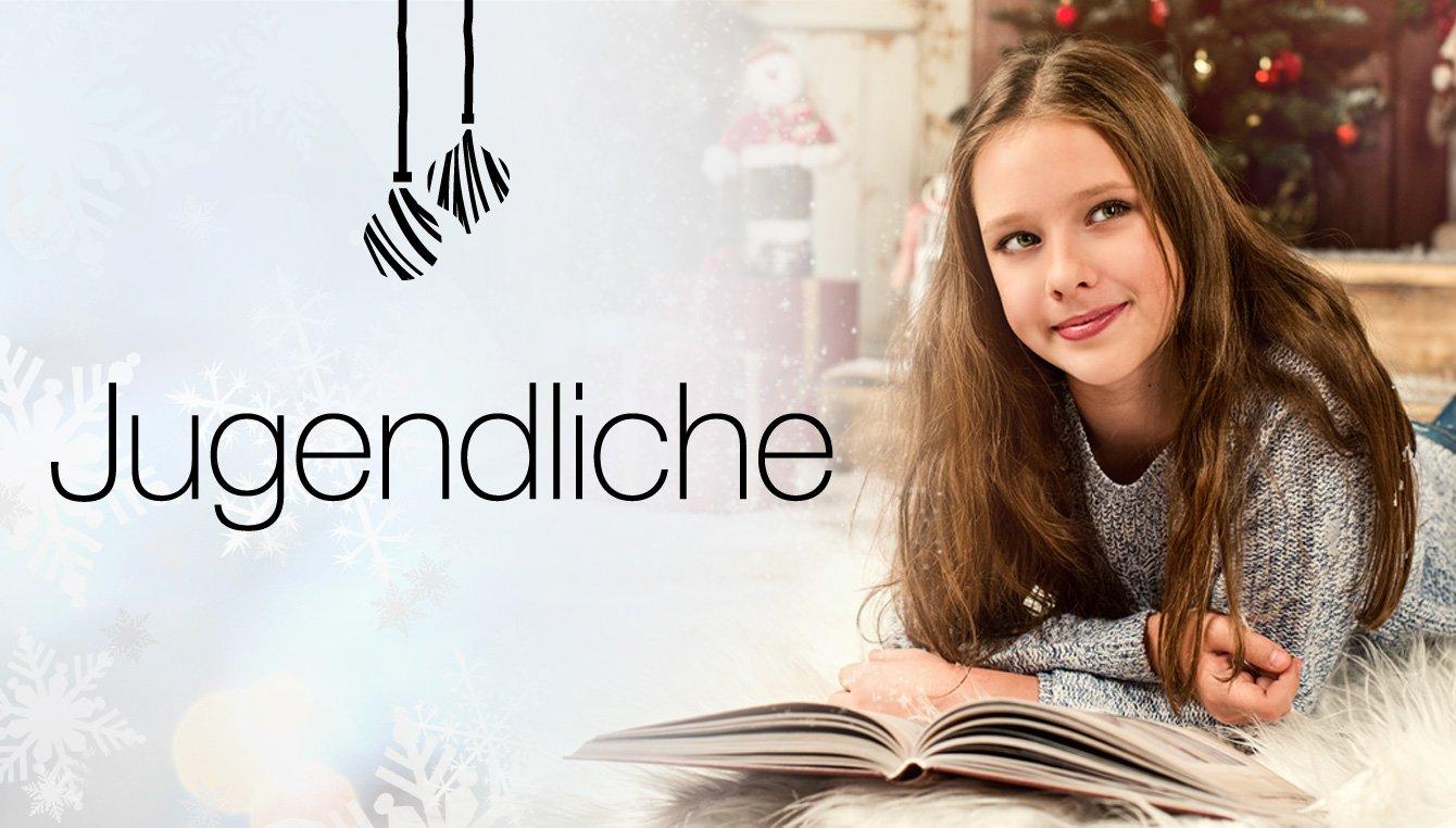 Geschenkideen Weihnachtsbücher Jugendliche
