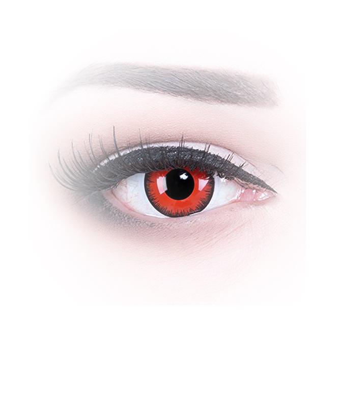 Kontaktlinse rot