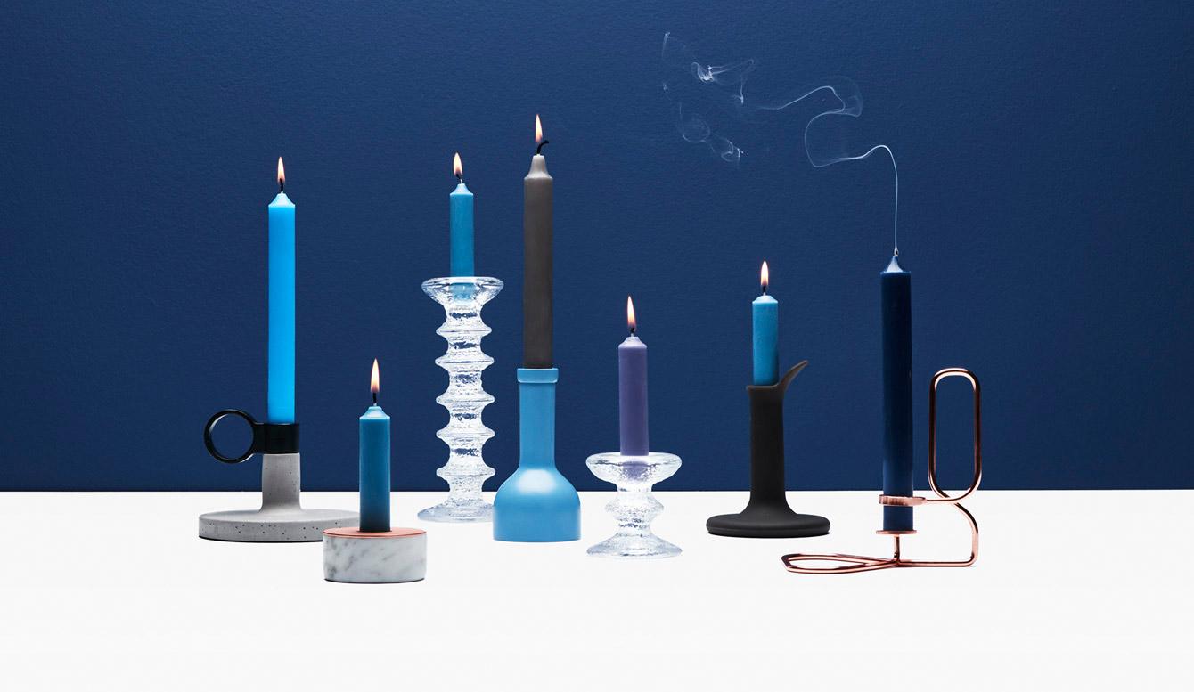 Kerzen for Wohnaccessoires deko