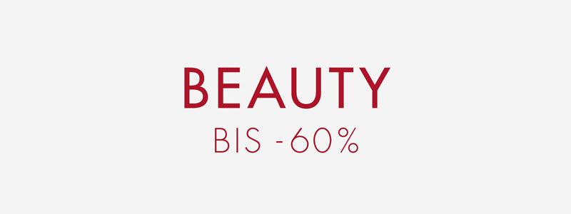 Beauty bis -60%