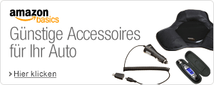 Auto-Accessoires und Zubeh�r von AmazonBasics