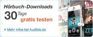H�rbuch-Downloads 30 Tage gratis testen