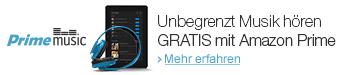 Unbegrenzt Musik h�ren. Gratis mit Amazon Prime.