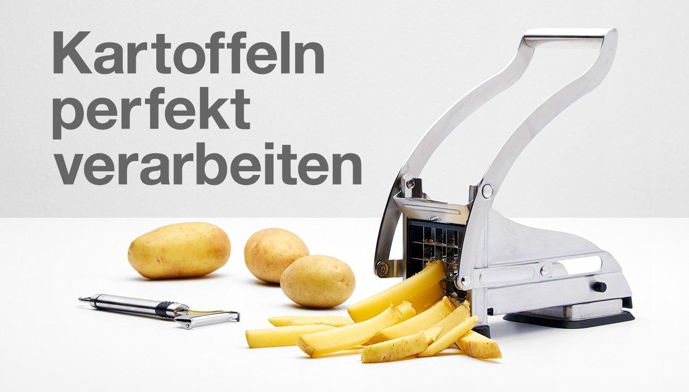 Kartoffen zubereiten