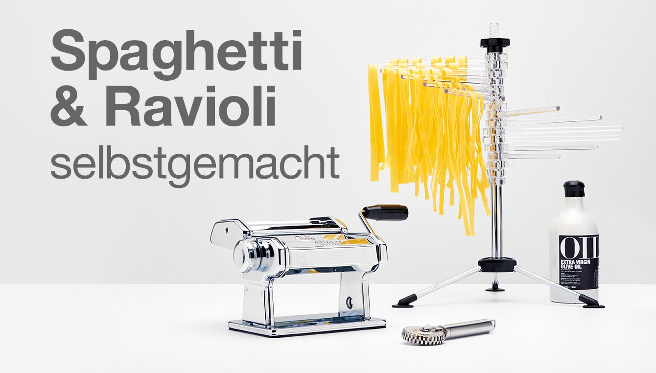 Spaghetti & Ravioli