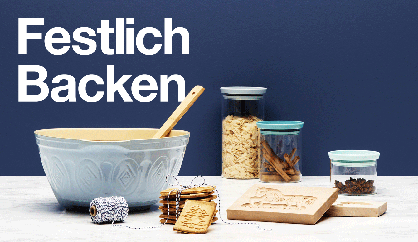 Festlich Backen
