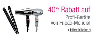 Jetzt Top-Produkte von Fripac Mondial kaufen und 40% sparen