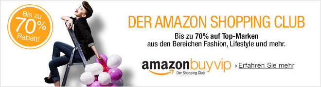 Der Amazon Shopping Club