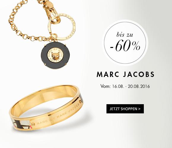 Marc Jacobs bis zu 60% reduziert bei Amazon BuyVIP