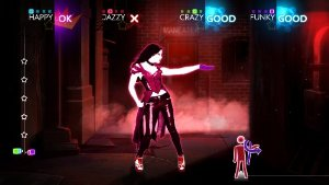 Screenshot: Just Dance 4