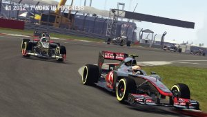 Screenshot: F1 2012