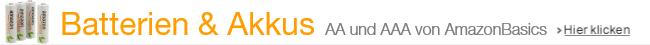 AmazonBasics Batterien