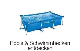 Pools und Schwimmbecken entdecken