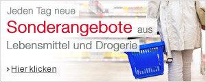 Sonderangebote & Aktionen aus Lebensmittel, Drogerie & Parfümerie sowie Haustier