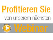 Profitieren Sie von unserem nchsten Webinar