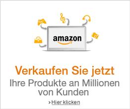 Jetzt Ihre Produkte auf Amazon verkaufen